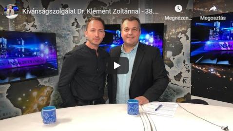 Kívánságszolgálat Dr. Klement Zoltánnal