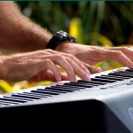 Krisz Rudolf - Nyár21 zongora